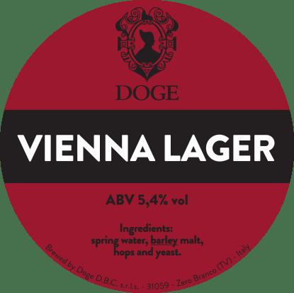 Vienna Lager Beer | Birrificio Del Doge